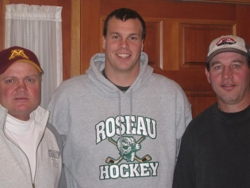 They Grew Up A House Apart, Now Legends Aaron Broten And 'Butsy' Erickson Part Of Roseau Rams Coaching Staff