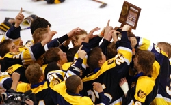 State Champs Eden Prairie (AA) & Breck (A) Top MN H.S. Preseason Polls, But It's Tough To Repeat In Minnesota